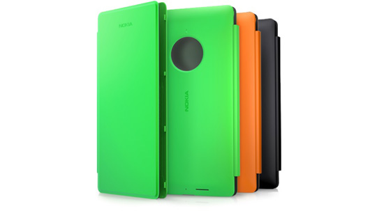 Learn more about Wireless Charging Flip Shell for Nokia Lumia 830