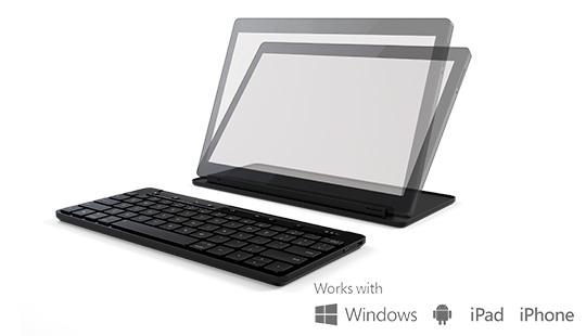 Universal Mobile Keyboard
