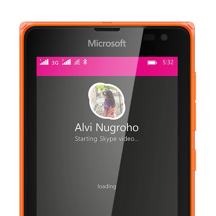 Microsoft Lumia 532 Dual SIM Skype