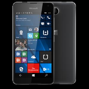 Lumia 650 雙卡雙待
