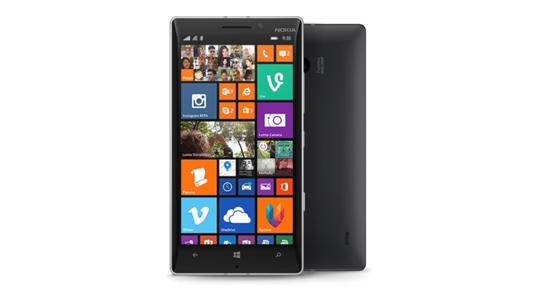Lumia 930 Black