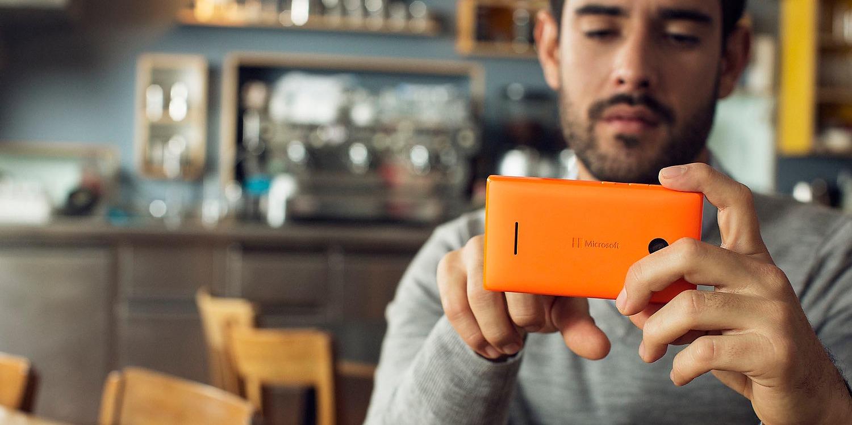 Microsoft Lumia 532 Dual SIM Design