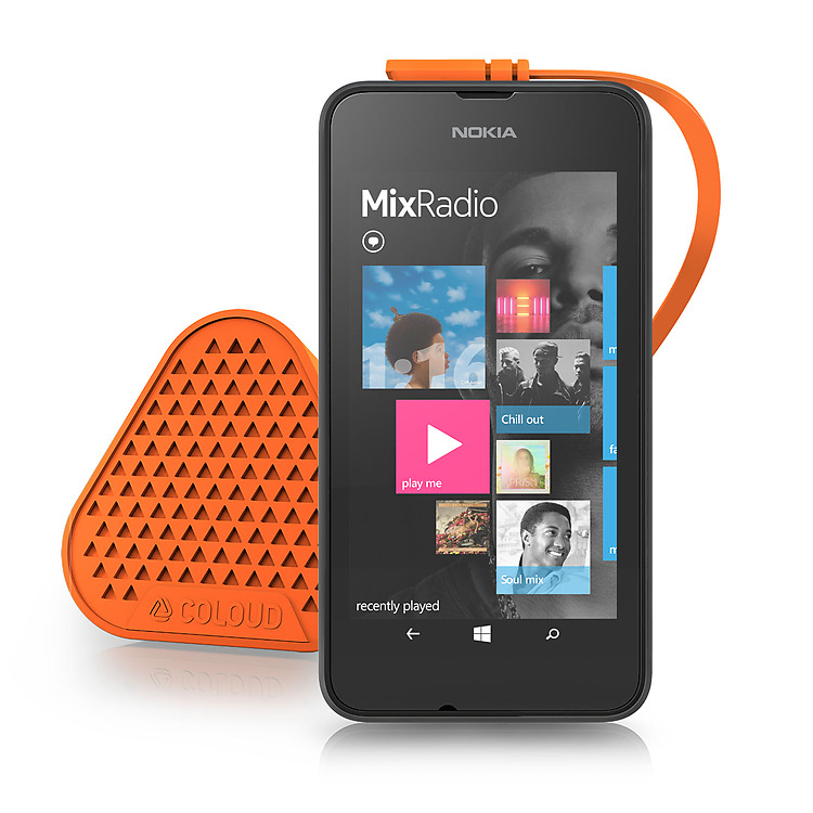 Nokia Lumia 530 Double SIM, MixRadio