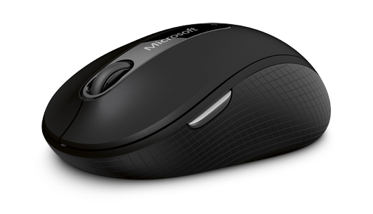 Wireless Mobile Mouse 4000《無線行動滑鼠 4000》