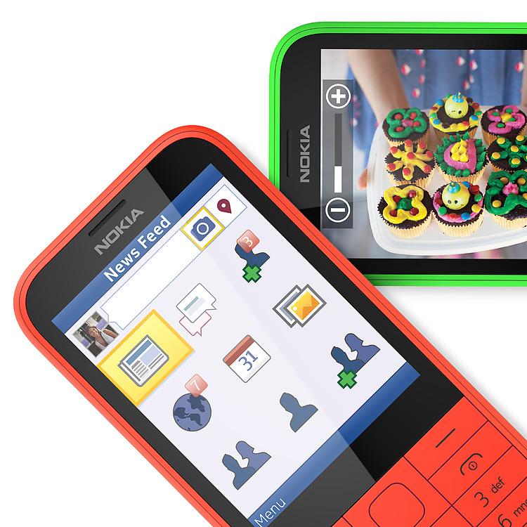 Nokia 225 Dual SIM KSP 2