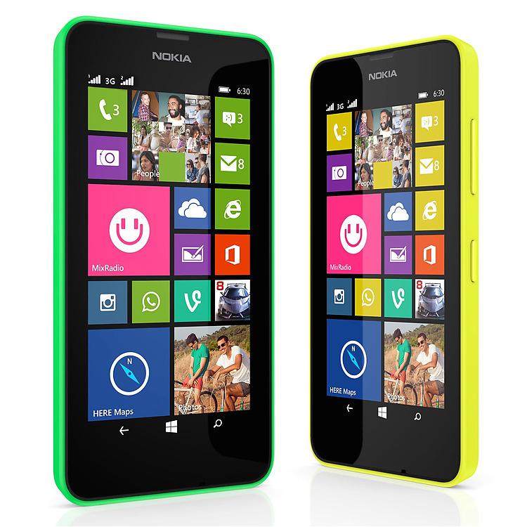 Nokia Lumia 630 Dual SIM - Aplicaţii