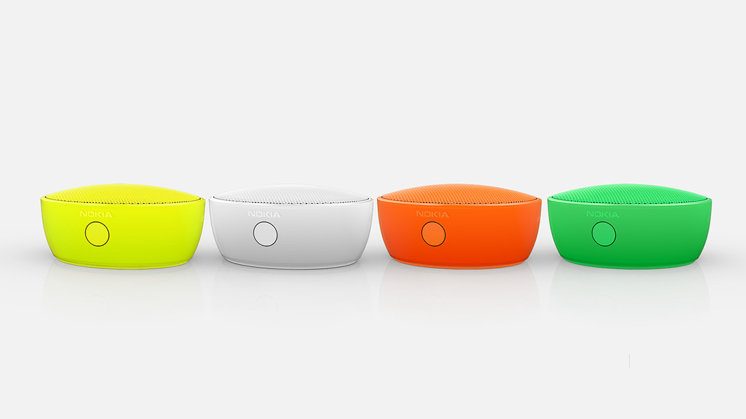 Nokia bluetooth mini speaker MD-12