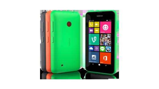 Lumia 435/532 -kuori