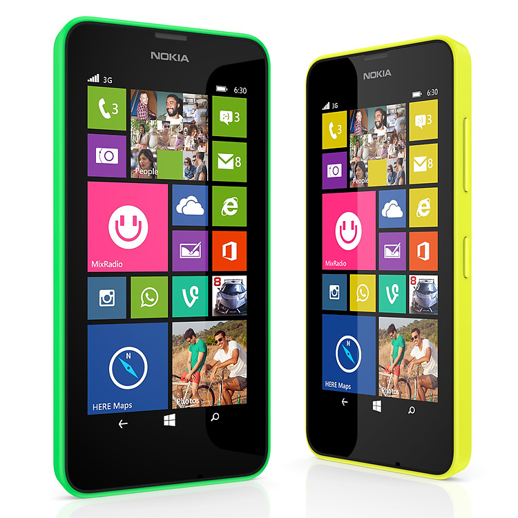Applis Nokia Lumia 630