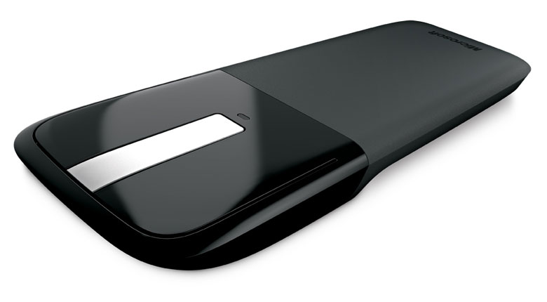 Microsoft Arc Touch Mouse in black