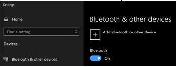 [SMode] Pair and connect your PC in S mode to a Bluetooth phone or device