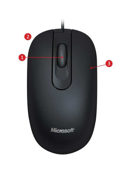 Optical Mouse 200