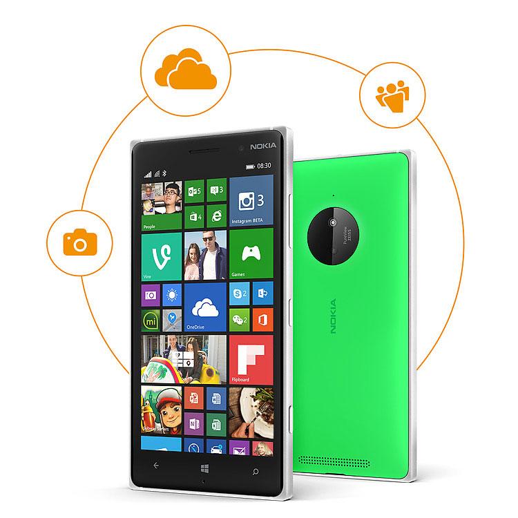 Nokia-Lumia-830-synchronisation
