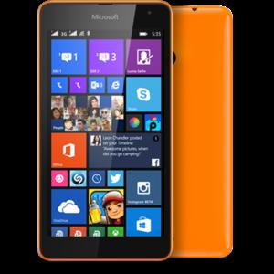 Lumia 535 雙卡雙待