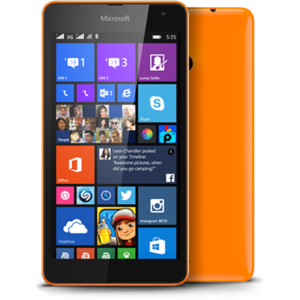 Lumia 535 Hai SIM