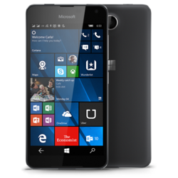 Lumia 650 Double SIM