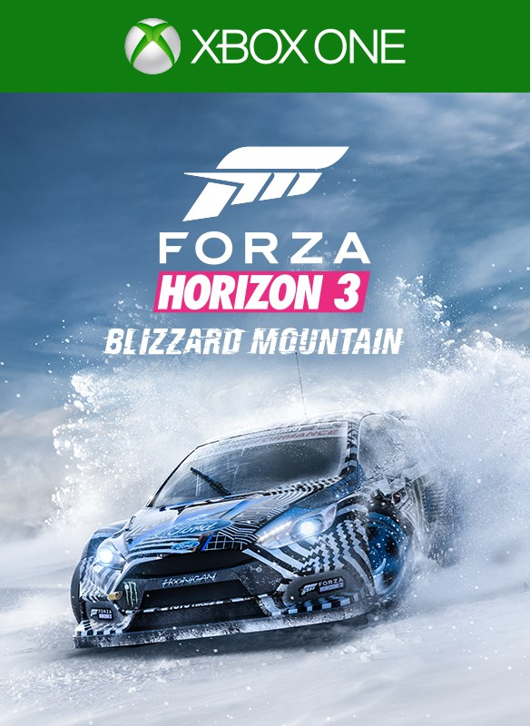 FH3 Blizzard Mountain