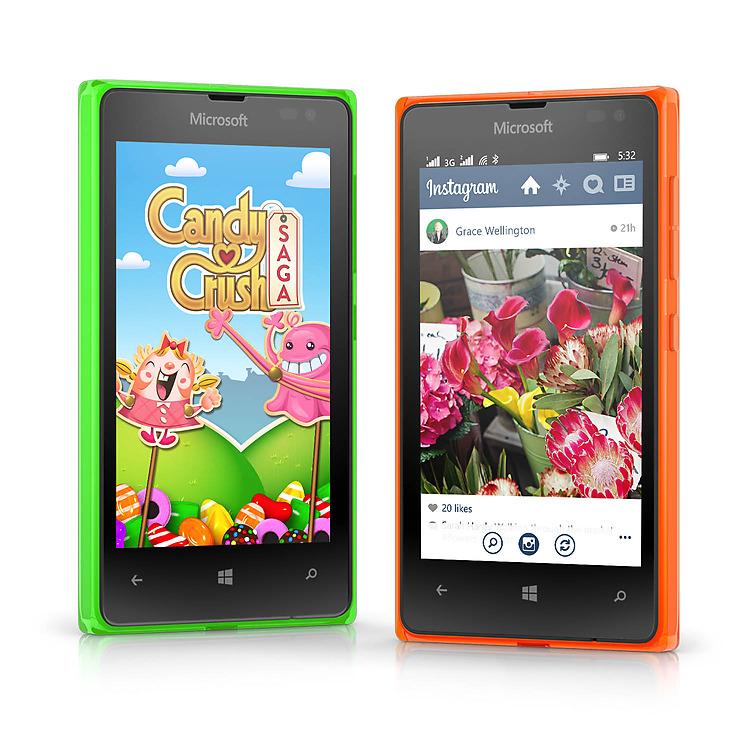 Microsoft Lumia 532 Dual SIM apps