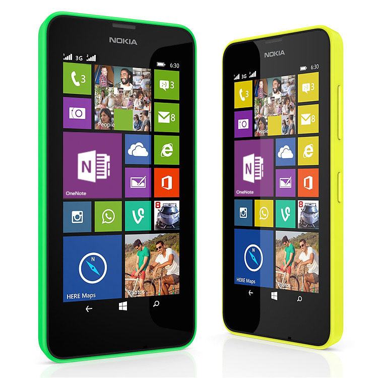 Nokia Lumia 630 Apps