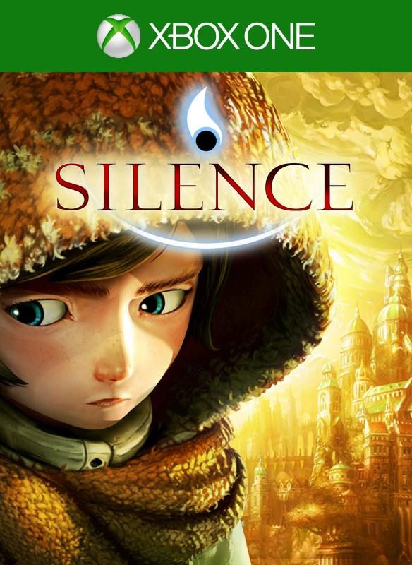 Silence ⎼ The Whispered World 2