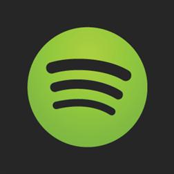 Spotify app tile