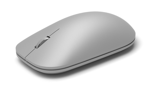Microsoft Surface Mouse in Gray