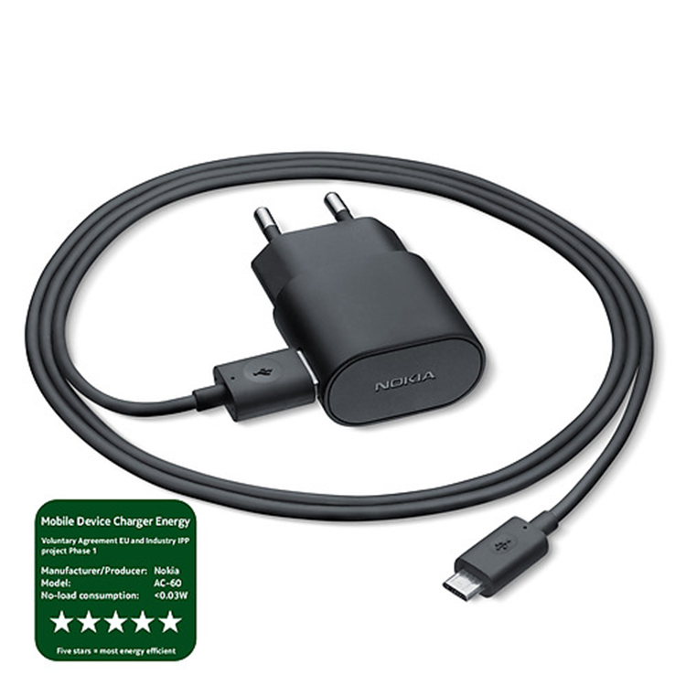 Chargeur universel rapide USB Nokia AC-60