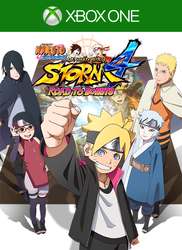 NARUTO SHIPPUDEN™: Ultimate Ninja® STORM 4 ROAD TO BORUTO