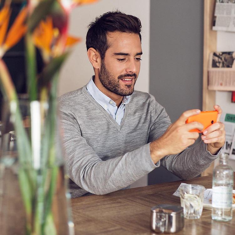 Microsoft Lumia 532 Dual SIM Homescreen