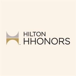 Hilton HHonors app tile