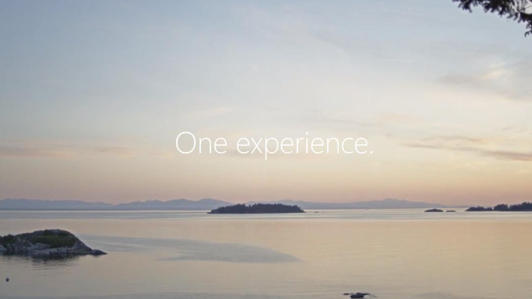 Con Windows, un'esperienza unica