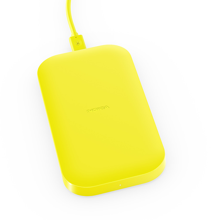 Nokia Portable Wireless Charging Plate DC-50 charging