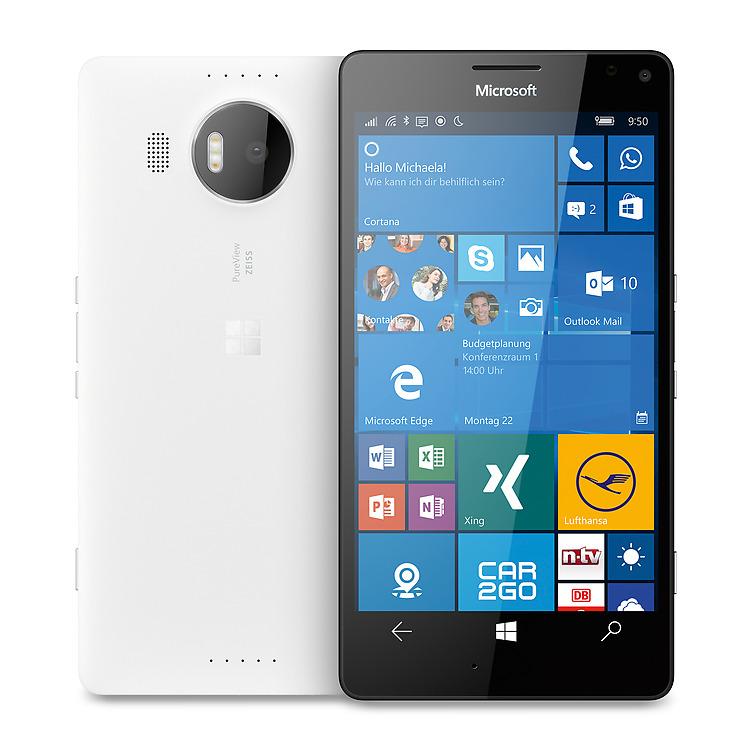 Lumia 950 – 1&1 Smartphone Angebot inkl. Handyvertrag