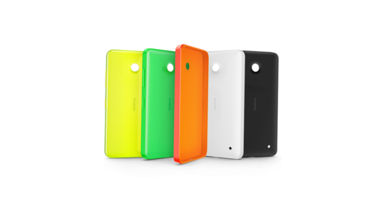 Learn more about Nokia Shell para Lumia 630 y 635