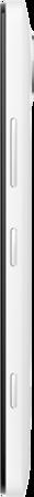 Side view of white Lumia 950