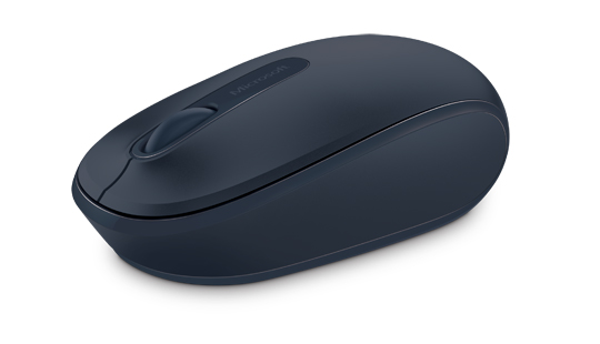 Microsoft Wireless Mobile Mouse 1850 in blue