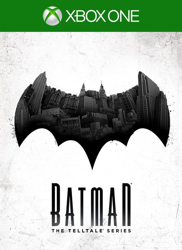 Batman: The Telltale Series ⎼ The Complete Season (Episodes 1-5)