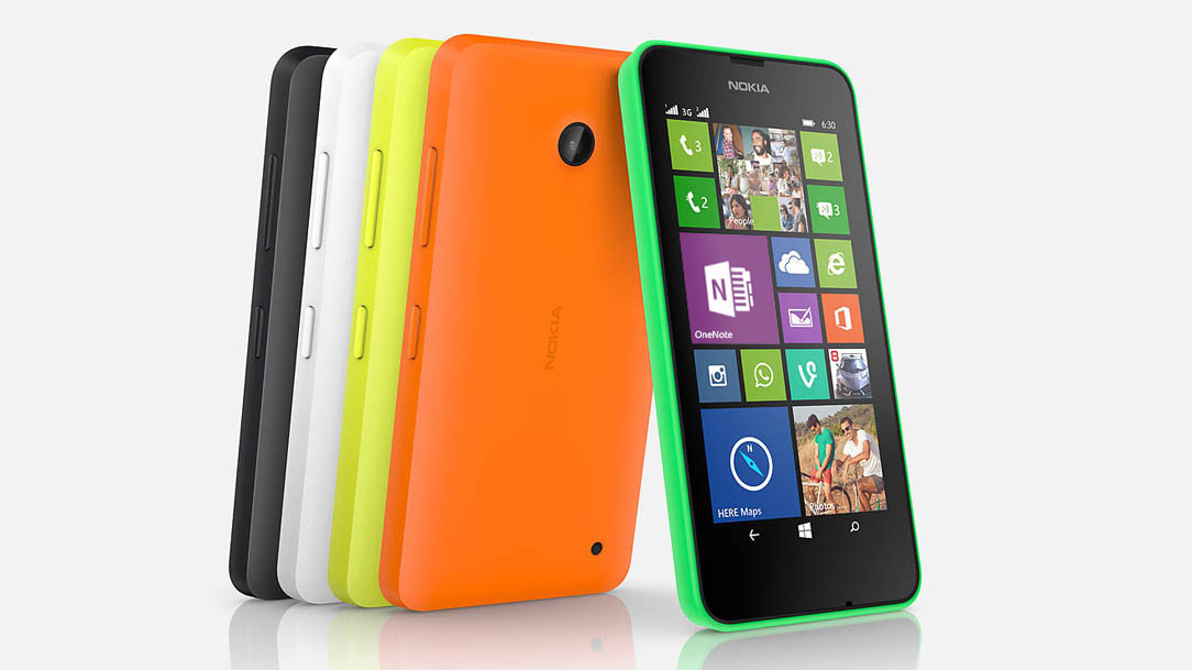 Nokia Lumia 630 hero