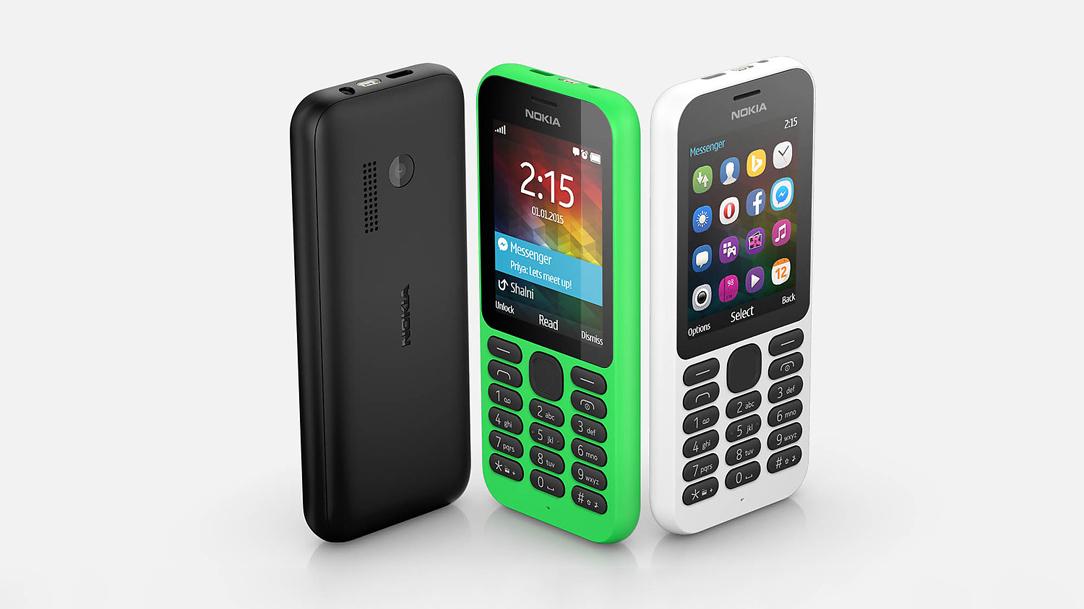 Nokia-215-green