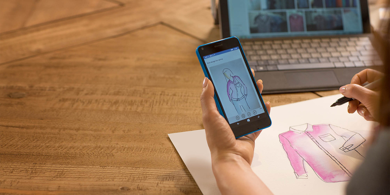 Microsoft Lumia 532 Dual SIM – Design