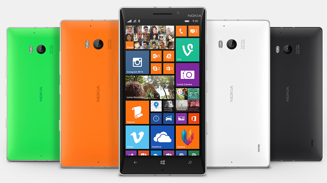 Nokia Lumia 930 Beauty2