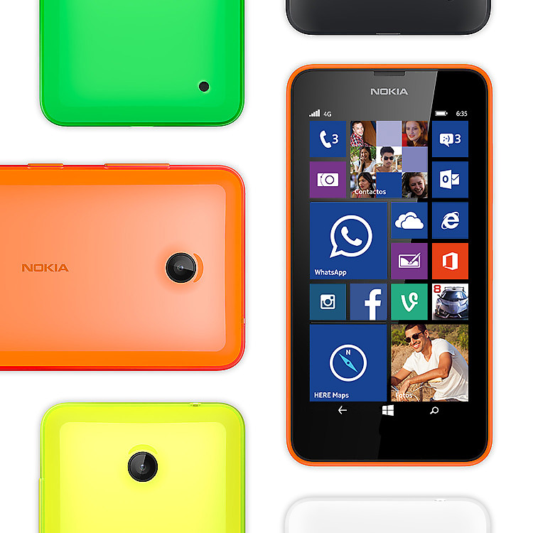 Lumia 635 Customizable