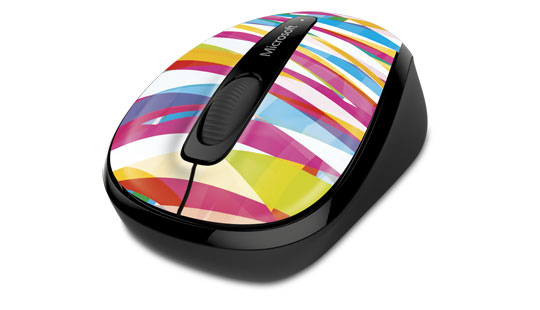 Wireless Mobile Mouse 3500 Limited Edition