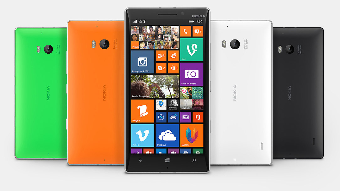 Nokia Lumia 930 variants
