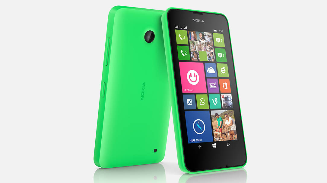 Nokia Lumia 630 Double SIM Hero2