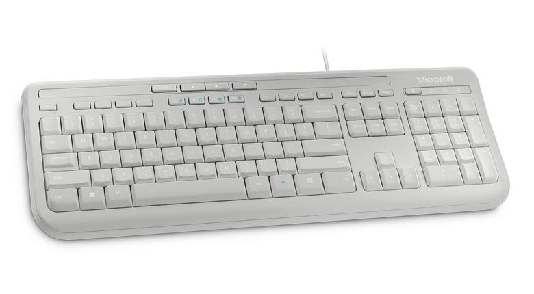 Wired Keyboard 600