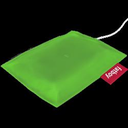 Bezdrátový nabíjecí polštářek od firem Nokia a Fatboy.