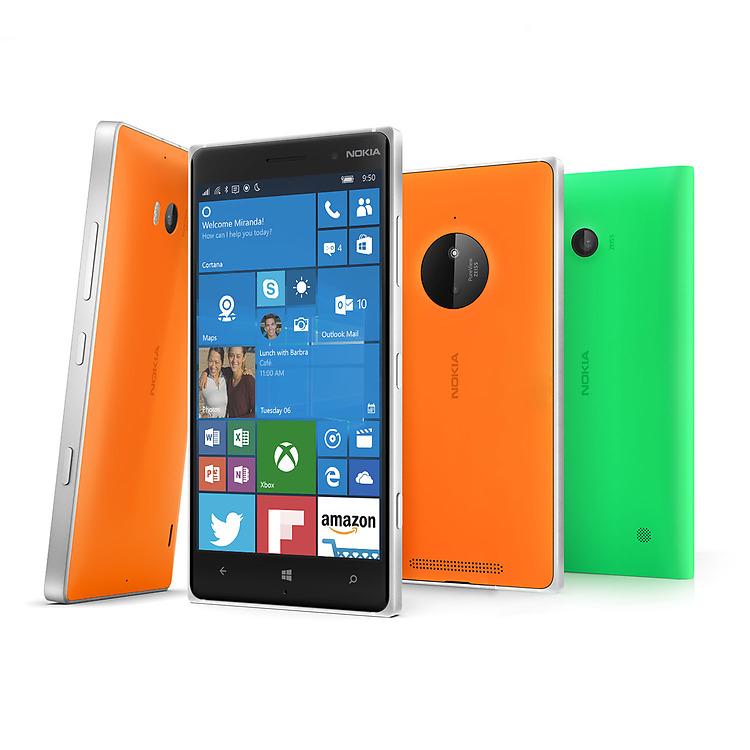Windows10 mobile for lumia 540 gadget buzz