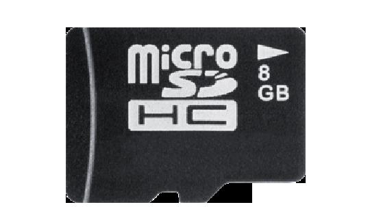 Meer info Nokia 8 GB microSDHC-kaart