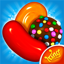 Candy Crush Saga app tile